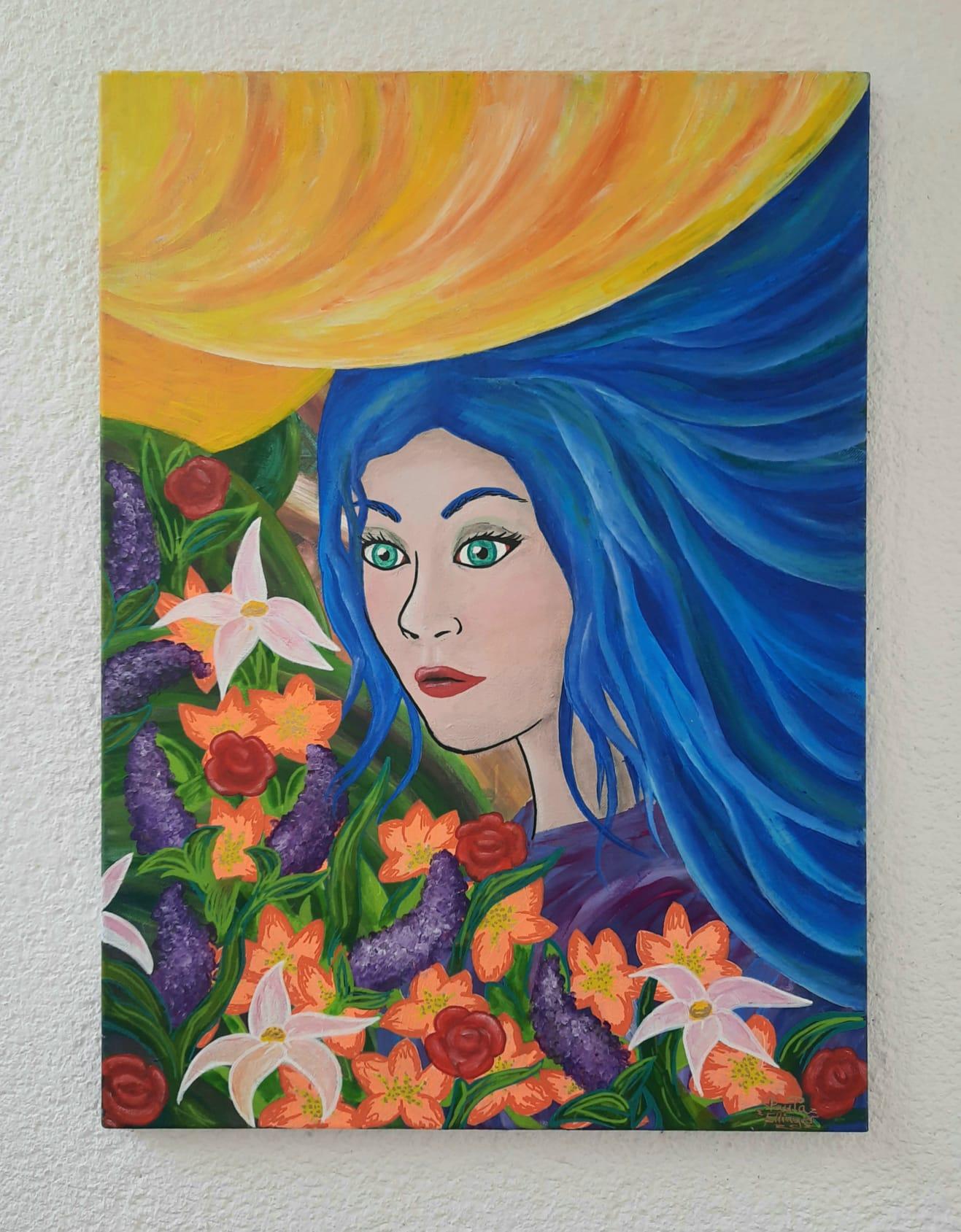 Paula Ellinger Gemälde